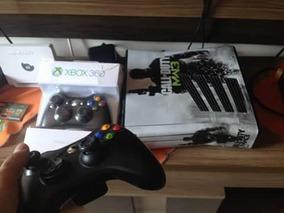 Xbox 360 Slim Lt3.0 2 Controles + Kinect