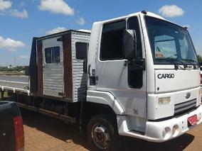 Ford Cargo 816 Ano 2013 Cabine Suplementar 10 Passageiros !!