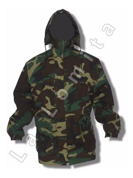 Chaqueta Camisa Cazador Camuflada Campinox