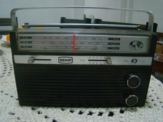Rádio Semp Tr 600fm 3 Fx Leia O Anúncio