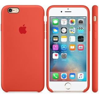Capa Original Apple Silicone Case Para iPhone 6 / 6s Plus
