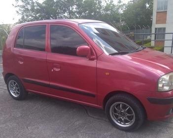 Hyundai Santro 2006 Rojo Escarlata