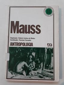 Livro Mauss - Antropologia - Roberto C. De Oliveira