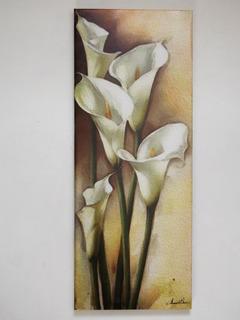 Cuadro Impreso En Canvas (reproducción) - Cartucho Cala