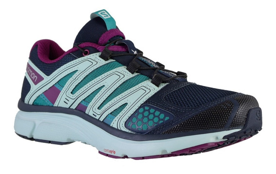 Zapatillas Mujer Salomon Trail Running X-mission 2 Bl/ig