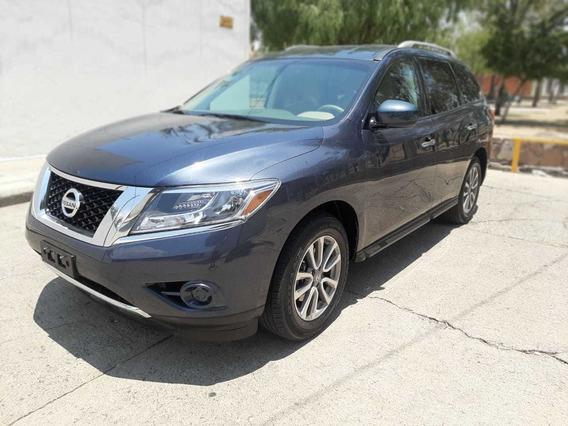 Nissan Pathfinder 2015 3.5 Sense Mt