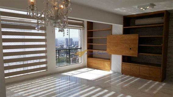 Cobertura Com 4 Dormitórios Para Alugar, 260 M² Por R$ 6.545,27/mês - Vila Leopoldina - São Paulo/sp - Co0034