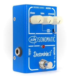 Pedal Sonobox Doctordrive Overdrive Envío Gratis