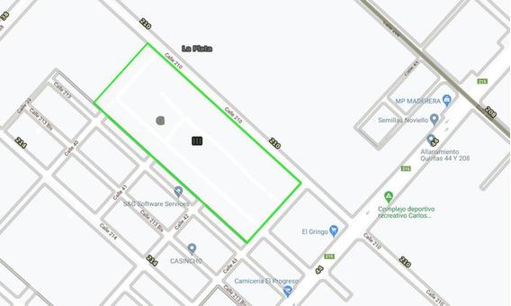 Campo Venta 7 Hectáreas Y Media -212 E/ 43 Y 44 - Lisandro Olmos Etcheverry