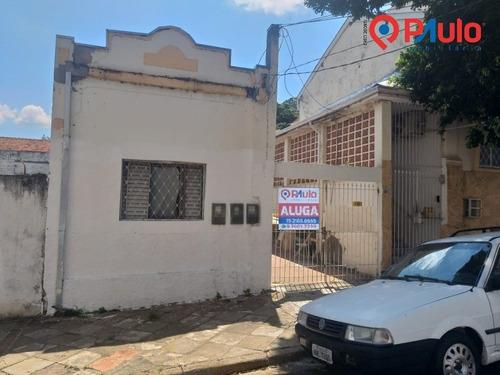 Imagem 1 de 7 de Casa - Centro - Ref: 16826 - L-16826