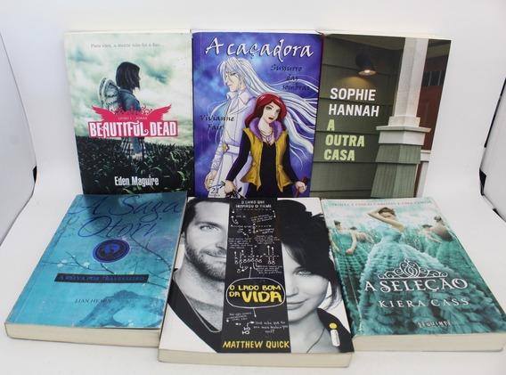 Lote 10 Livros O Mundo De Sofia Policia Suspense Drama
