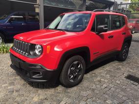 Jeep Renegade 100% Financiado! Retira Cuota 4 Desde $137.900