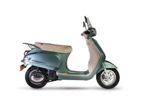 Moto Scooter Corven Expert 150 Milano Usb Vespa Vintage 0km