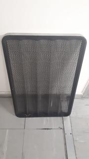 Lata Baguetera Siliconada/teflonada Nueva P/pan 60 X 40 X 3