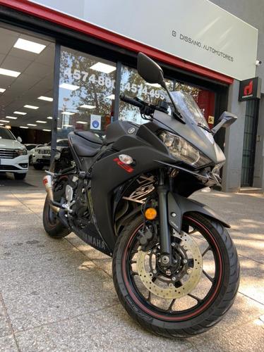 Yamaha R3 2017 Dissano Automotores