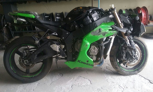 Kawasaki Ninja Zx10r Zx10r