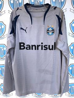 Grêmio De Goleiro 2007 Puma M Nº 1 Usada Em Jogo Pelo Saja