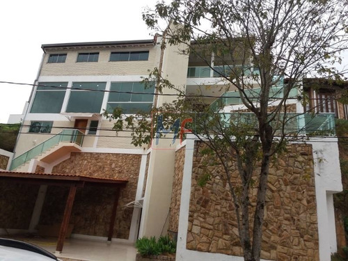 Ref 9257 - Maravilhoso Sobrado Em Condomínio Fechado Para Venda No Bairro Jardim Botânico (sousas), 5 Suítes, 830 M 2 E  5 Vgs Garagem. - 9257