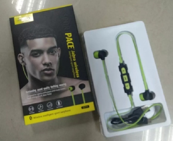 Audífonos Jabra Pace Jd99 Bluetooth Wireless Sport