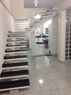 Sobrado Em Cidade Líder, São Paulo/sp De 160m² 4 Quartos À Venda Por R$ 460.000,00 - So234904