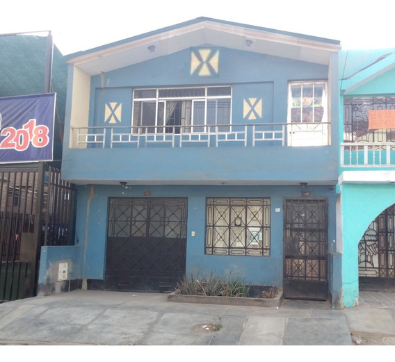Casa De 2 Pisos De 120m2 En San Juan De Lurigancho