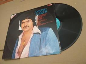 Lp - Antonio Marcos - Os Grandes Sucessos 1982