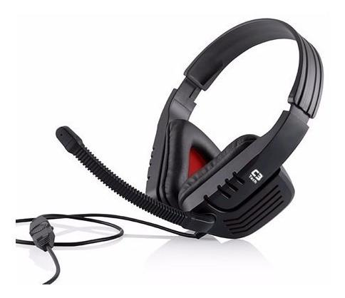 Headphone Fone Com Microfone Predator Mi-2558rb - Promoção