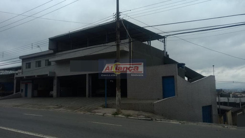 Salão À Venda, 537 M² - Cidade Jardim Cumbica - Guarulhos/sp - Ai15365