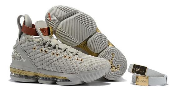Tenis Nike Lebron 16 Hfr Na Caixa Varias Cores Frete Gratis