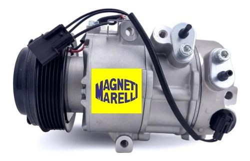 Imagem 1 de 3 de Compressor Ar Cond Ix35 2012 2013 2014 2015 2016
