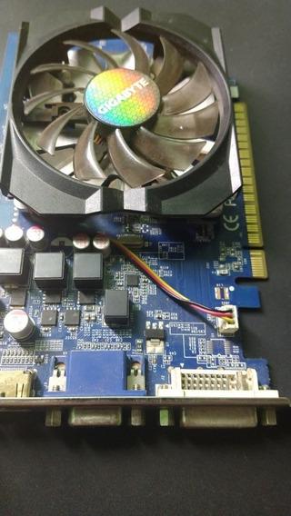 Placa De Vídeo Sem Imagens Na Saída Ligando Gigabyte N420