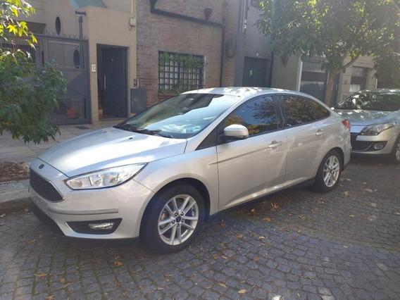 Ford Focus Iii Motor 1.6 Sedan 2015 Gris