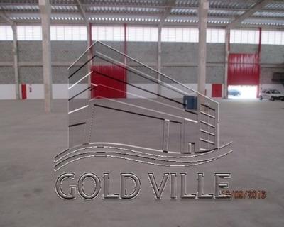 Galpão Industrial Para Venda E Locação, Centro, Araçariguama - Ga2969. - Ga2969