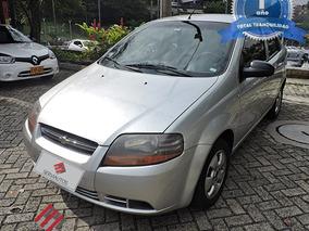 Chevrolet Aveo Sd Mt 1.6 2012 Djl466