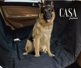 Capa Protetora Banco Carro Pet Gato Cão Bicho Passagem Cinto
