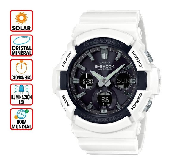 Reloj Casio G-shock Gas-100b-7a Estándar Analógico Digital