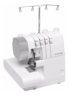 Máquina de coser Singer Finishing Touch 14SH754 blanca 220V
