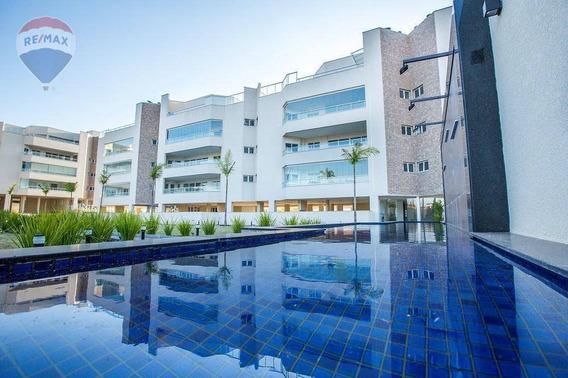 Apartamento Com 3 Dormitórios Para Alugar, 172 M² Por R$ 3.500,00/mês - Vila Loanda - Atibaia/sp - Ap0735