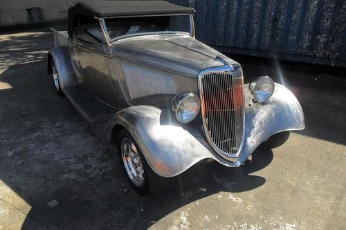 Ford 1934 Pick Up Conversível  ( Sar Usa ) - Somente Venda