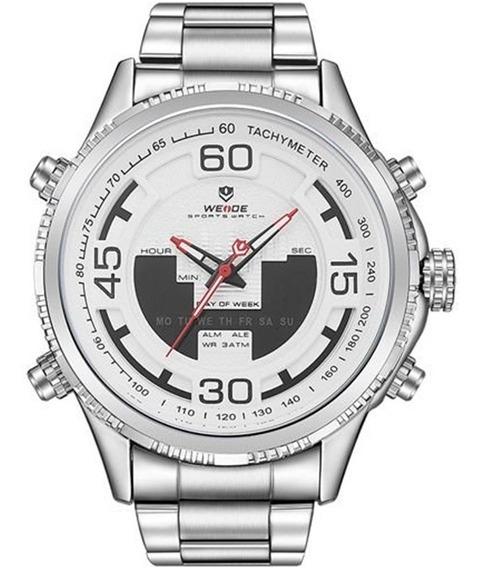 Relógio Weide Masculino Original Garantia Nota A2400