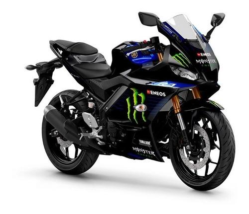 Yamaha Yzf R3 Monster Abs 2021 - Dipe Motos