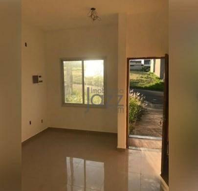 Casa Com 3 Dormitórios À Venda, 113 M² Por R$ 456.000,00 - Residencial Real Park Sumaré - Sumaré/sp - Ca5086