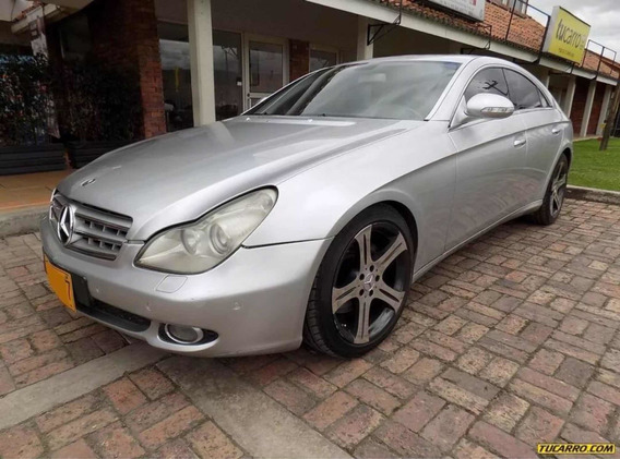 Mercedes-benz Clase Cl Cls 350