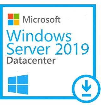 Key Windows Server 2019 Datacenter Esd + 50 Cal Rds + Nfe