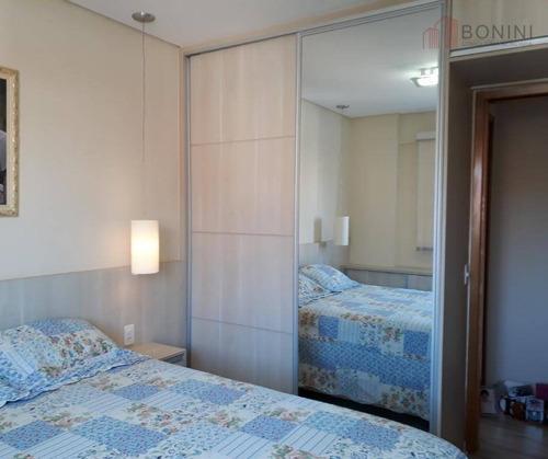 Apartamento Com 2 Dormitórios À Venda, Vila Dainese - Americana/sp - Ap0529