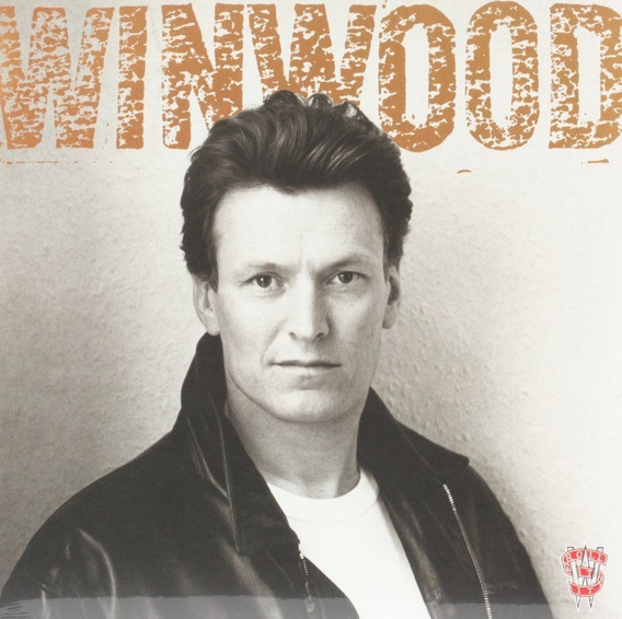 Steve Winwood - Roll With It - Lp Vinil