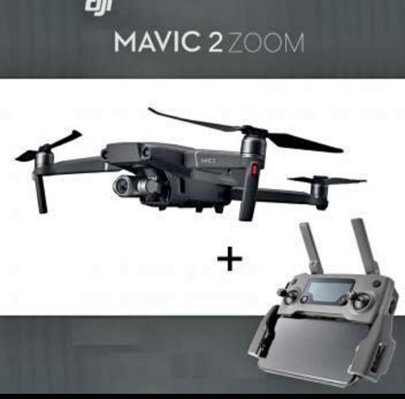 Mavic Pro 2 Zoom Kit Combo Fly More 4 Baterias Com Nf Pronta