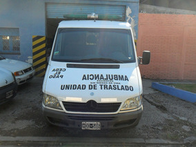 Mercedes Benz Sprinter At-313 Cdi Ambulancia
