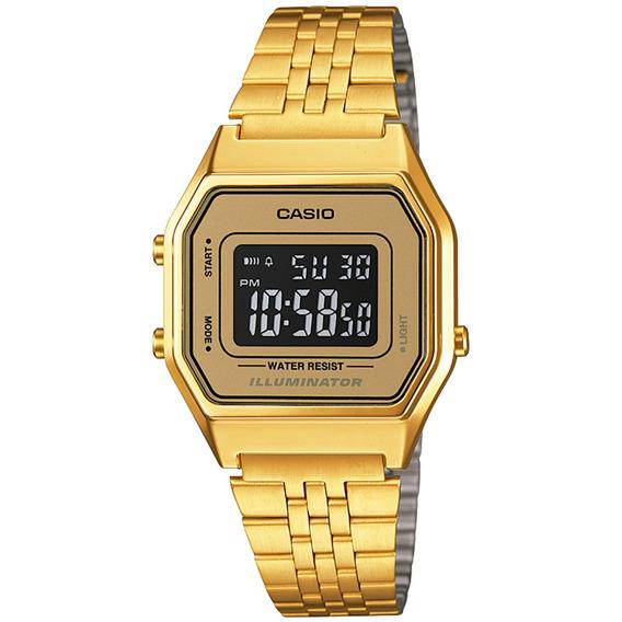 Relógio Casio Vintage Feminino La680wga-9bdf