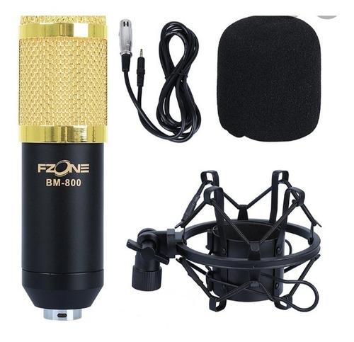 Microfono Condensador Bm-800
